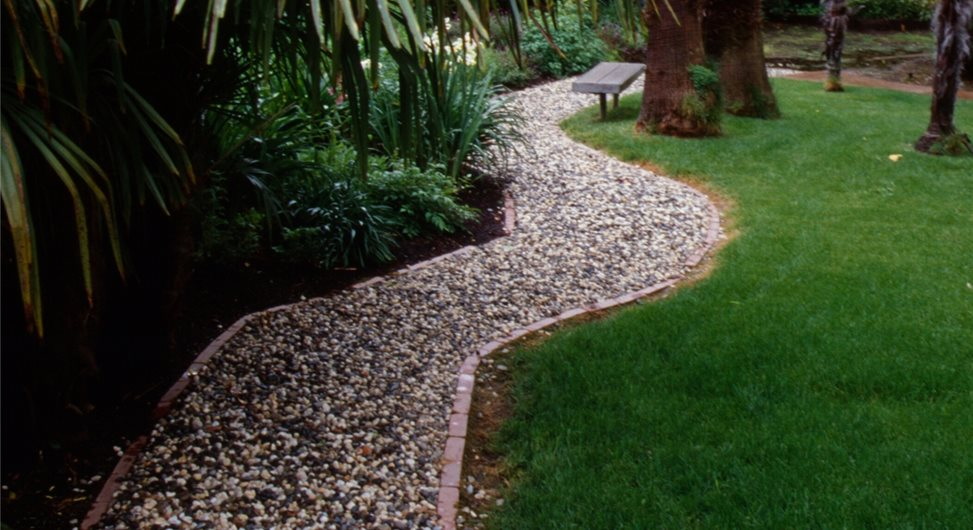 drainage in landscaping