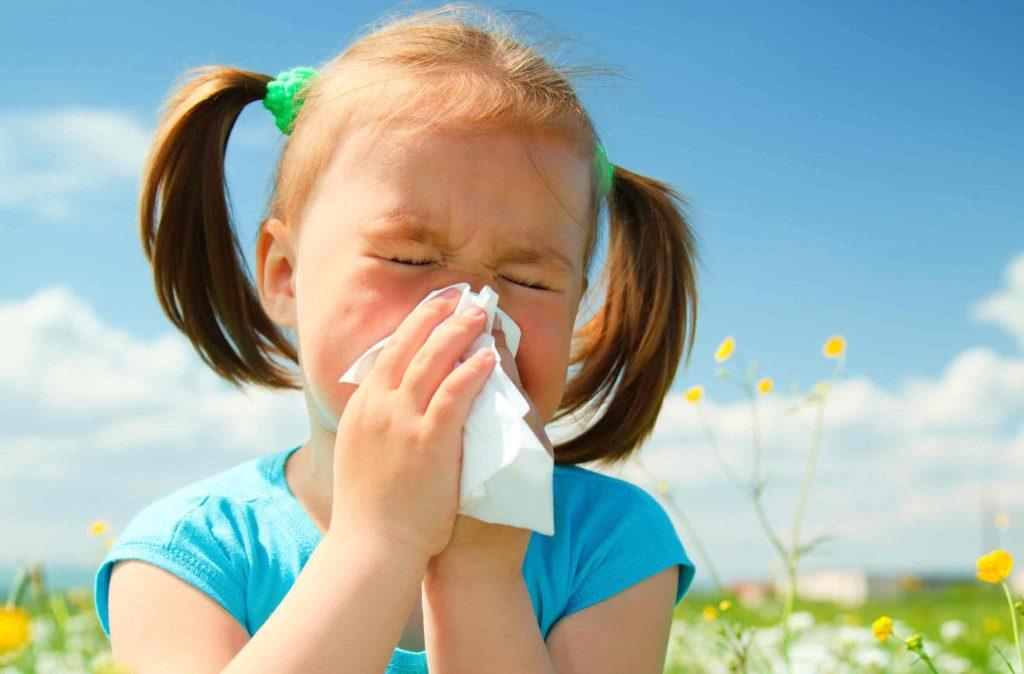 Allergies Prevention in Summer